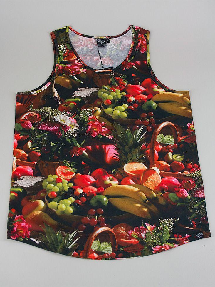 IUTER FULLPRINT TANK Canotta - fruits € 40,00 MORE INFOS: http://www.moveshop.it/ecommerce/index.php/it/articolo/69412/12957/FULLPRINT%20TANK