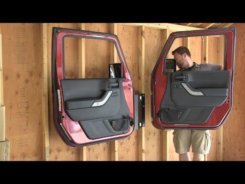 Quadratec Exclusive Jw Dsh Door Storage Hanger For 76 15