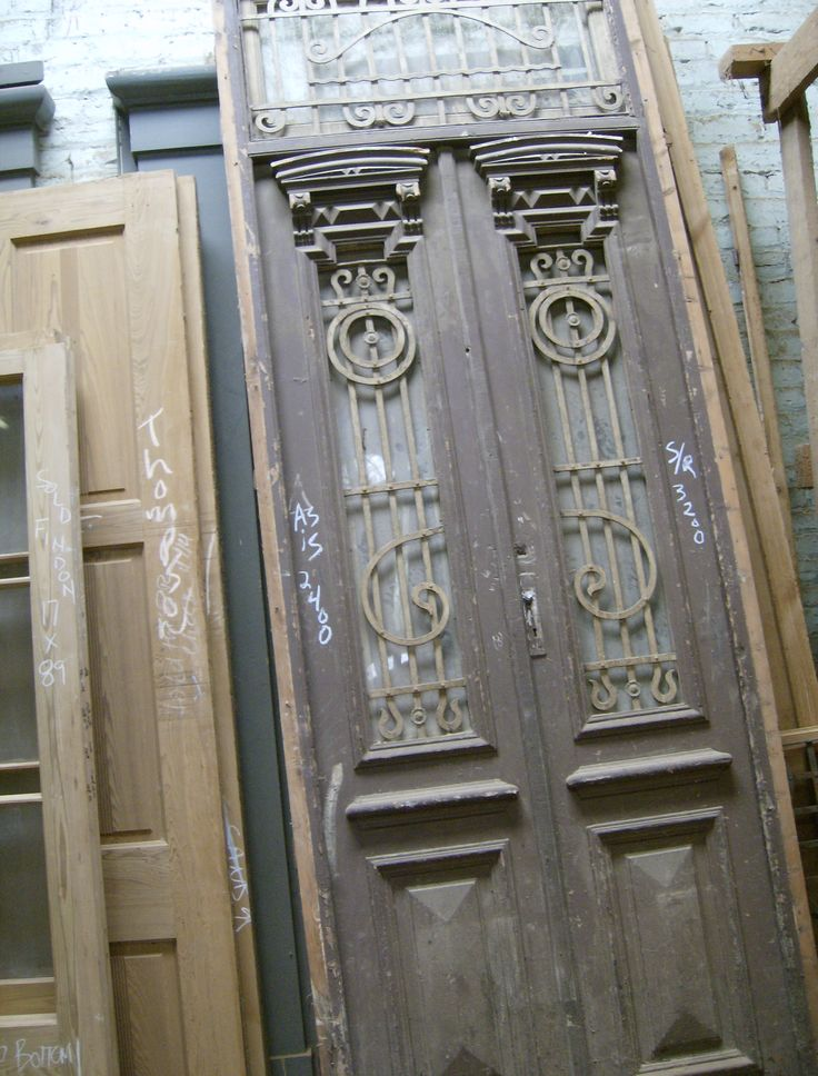 Antique Doors And Furniture The Bank Architectural