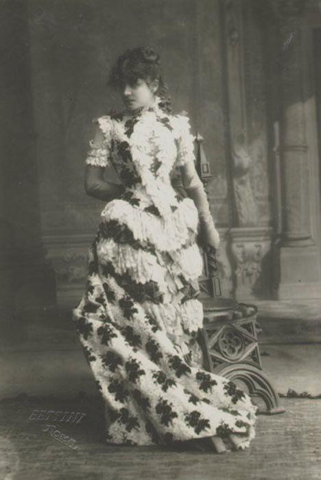 Eleonora Duse.