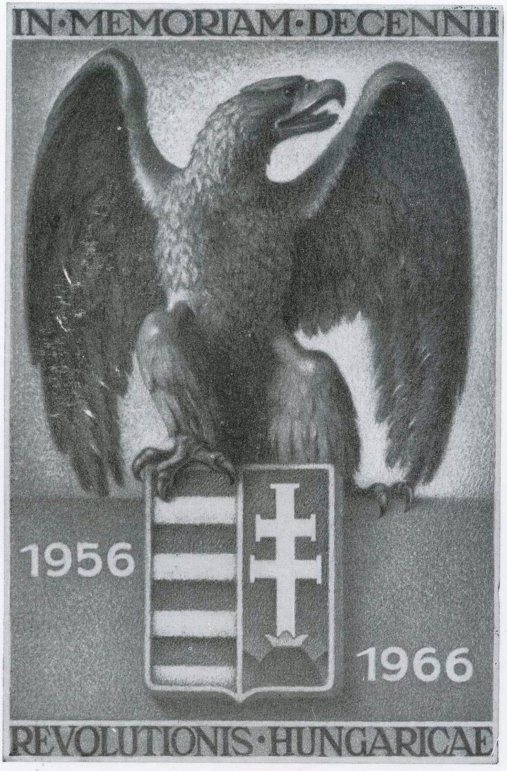 1956-1966 In memoriam Decennii . Revolutionis Hungaricae. Letterpress print . Magnesium cliche. #letterpress #revolution #Hungary #1956 #Szili Nyomda #Szili letterpress