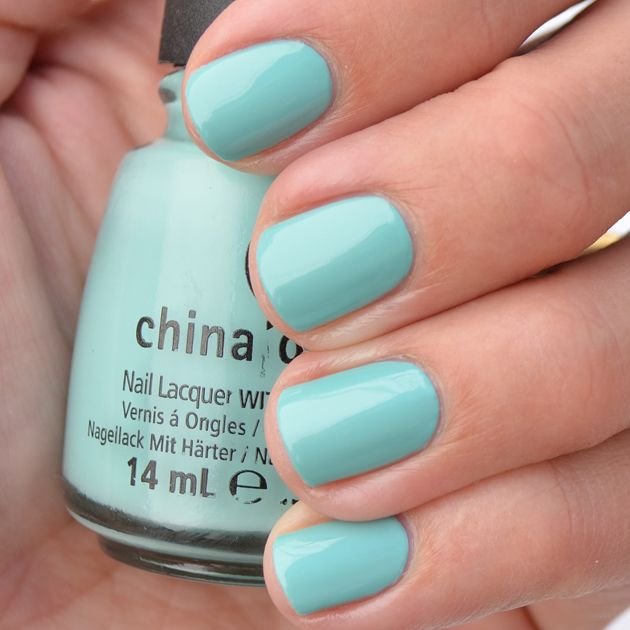 My first pick from my Fall 2015 Favorite polish series! China Glaze For Audrey! LOVE! Instagram @gopolished