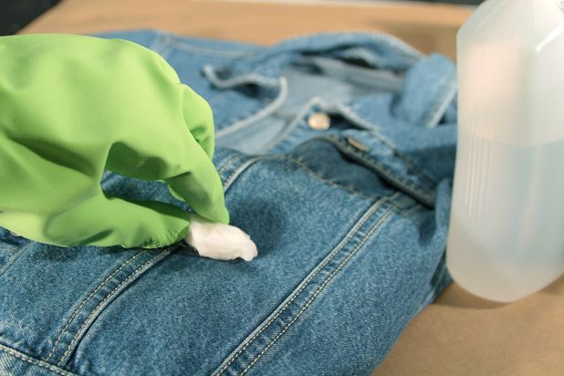 How to Get Tree Sap Out of Clothes | eHow