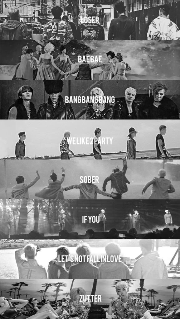 bigbang wallpaper                                                                                                                                                      More