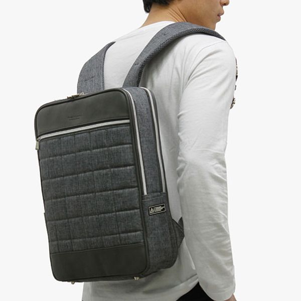 Business Backpack Stylish Laptop Bags for Men Toppu 498 (23)