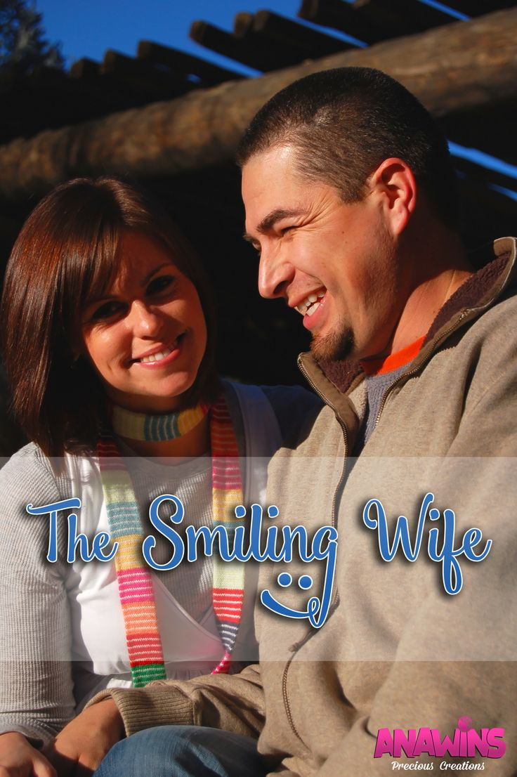 Are you a smiling wife? Find out to smile more at your man! Your man will thank you for it!