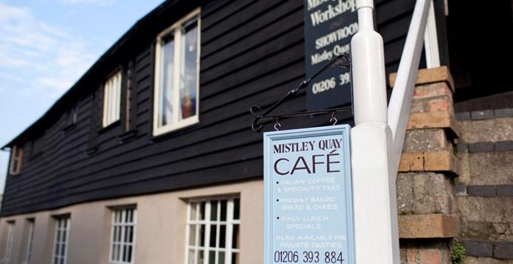 Mistley Quay Cafe, Mistley