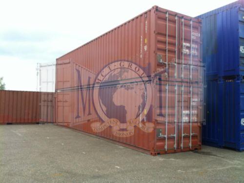 Angeboten zum Kauf werden in dieser Anzeige diverse Container zu Lager- und/oder...,40 FUß CONTAINER - SEECONTAINER - GEBRAUCHT IM GUTEN ZUSTAND ✓ in Hamburg - Hamburg Wilhelmsburg