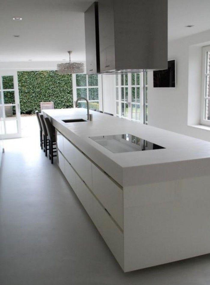 25 beste idee n over keuken interieur op pinterest modern keukenontwerp interieurontwerp - Deco keuken ontwerp ...