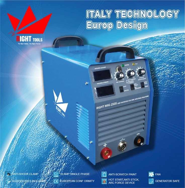 Best mig 250amp welding machine price mig types of welding machines
