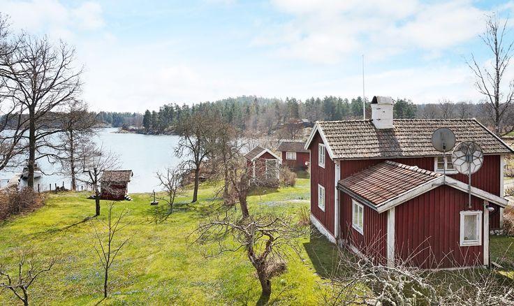 Gryt apartment in Östergötland, Valdemarsvik, Sweden.