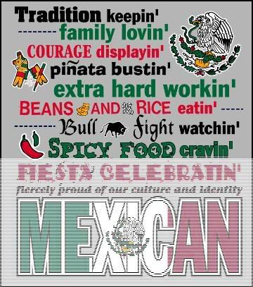 Funny Mexican Phrases In Spanish | Proud Mexican Graphics Code | Proud Mexican Comments & Pictures