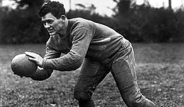 """Image of Earl """"Curly"""" Lambeau courtesy of the Neville Public Museum, Green Bay, Wisconsin"""