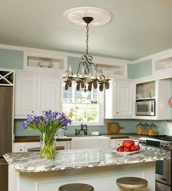 Used Kitchen Cabinets In Maryland: 28 Best What To Do With Kitchen Soffit Images On Pinterest
