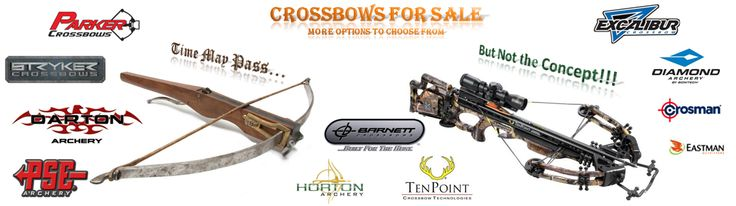 http://crossbows-for-sale.net  Crossbows For Sale offers the best Crossbow PACKAGES with the best prices.  We offer most all crossbow brands.