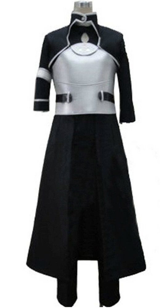 Relaxcos Sword Art Online Gun Gale Online Kirigaya Kazuto Cosplay Costume * You can get additional details at the image link.
