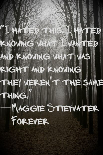 Maggie Stiefvater is literally the best author I have ever come across (and I have come across MANY authors!)
