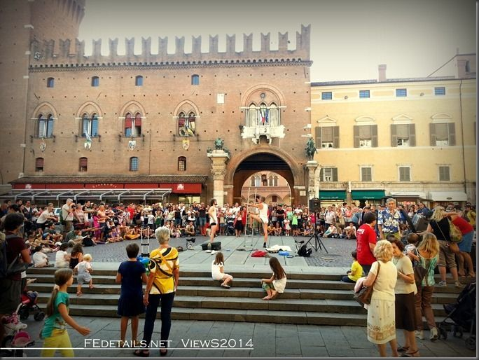 Ferrara Festival Buskers - Property and Copyrights of (c) FEdetails.net 2014