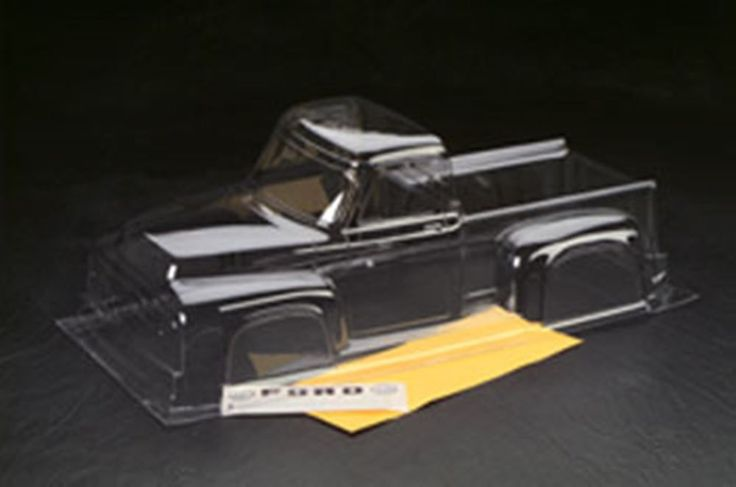 1/10 '53 Ford Truck Body CLEAR by Parma  PAR10313 #PARMA