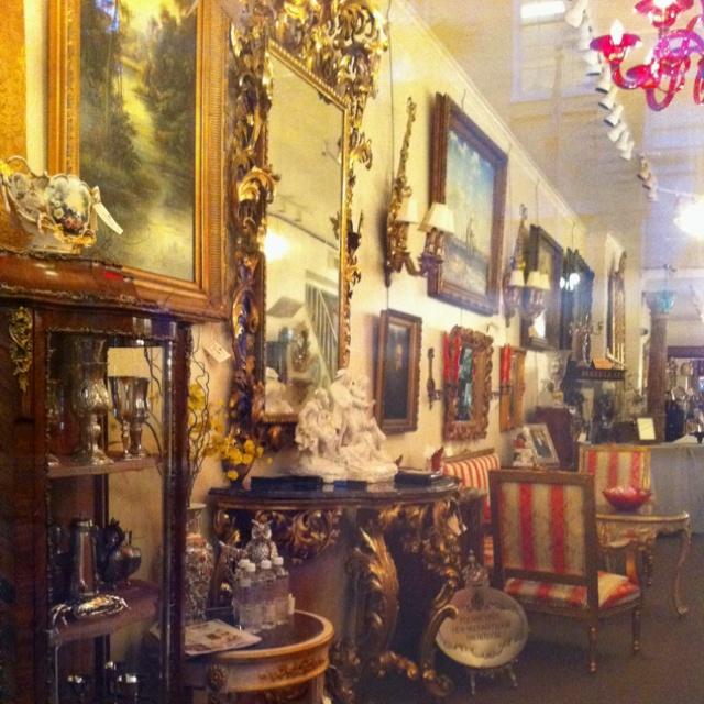 Royal Street shopping in NOLA