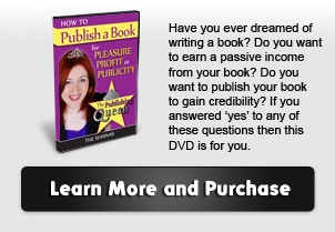 How to Publish a Book for Pleasure, Profit or Publicity | Have you ever dreamed of writing a book? Do you want to earn a passive income from your book? Do you want to publish your book to gain credibility? [ Kylee Legge was a Guest Speaker at The Founding Mums' Exchange: Brisbane in May 2013 ]