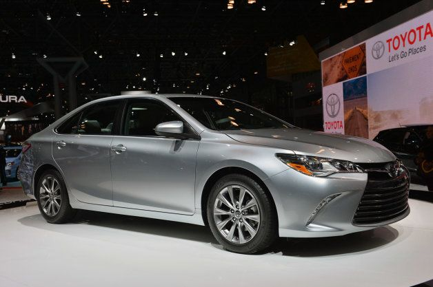 2015 Toyota Camry priced at $22,970*, Hybrid at $26,790*