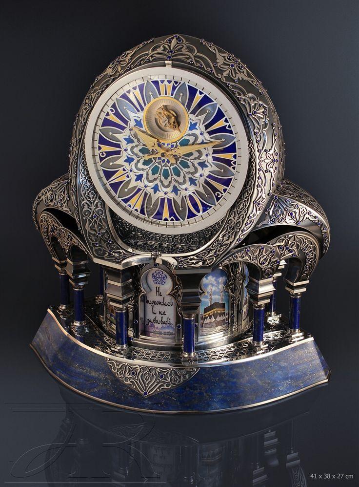 Muslim desk clock.