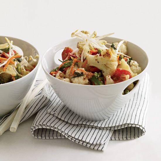 Stir-Fried Vegetables with Lemongrass | For this vegetarian Vietnamese ...