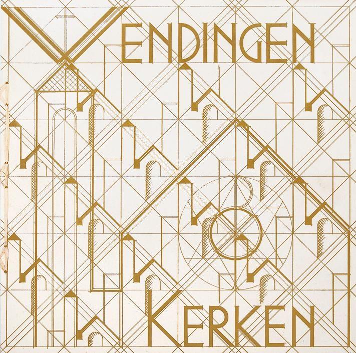1931-11/12, Kerkbouw ( laatste nummer Wendingen)