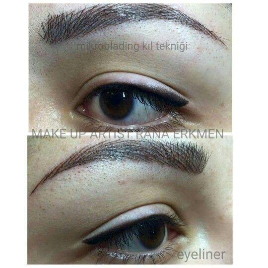mikroblading&eyeliner