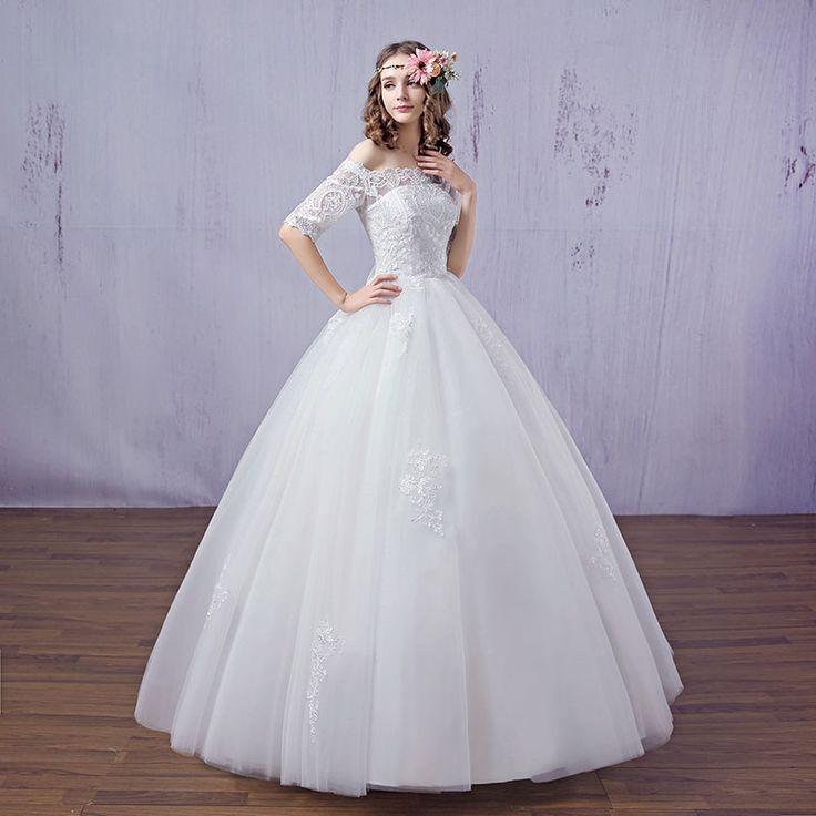 13 besten Wedding Dresses Bilder auf Pinterest | Hochzeitskleider ...