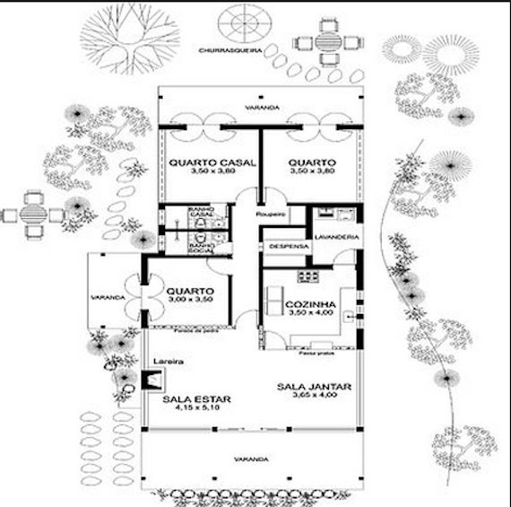 46 best casa dos sonhos images by wanda rodrigues on for Casas de campo de dos plantas