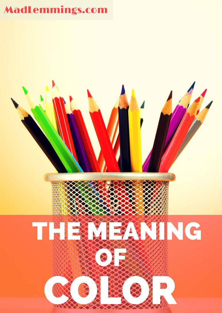 Blog post at Mad Lemmings : The Meaning of Color – A collection of 12 amazing posts on color