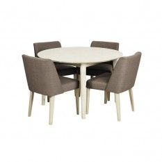 Seattle 5 Piece Dining Setting SEATTLE5PD1