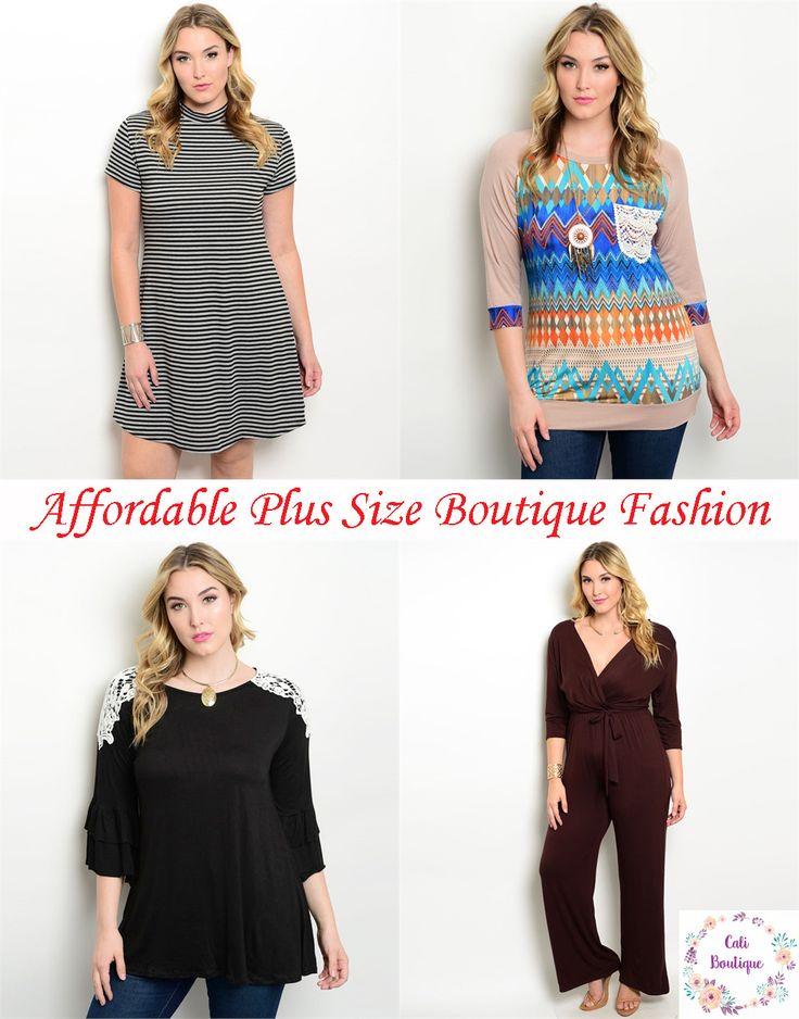 Cali Boutique | Affordable & Trendy Plus Size Boutique Fashion | FREE U.S. shipping!