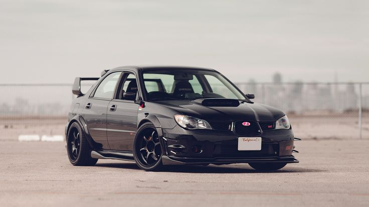 Nice Subaru Wrx Sti For Sale