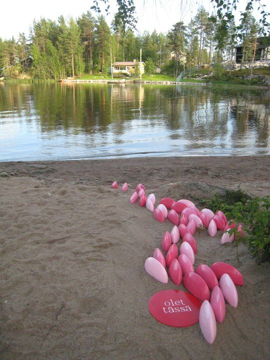 A Dreamer's Approach, Kuopio, Finland