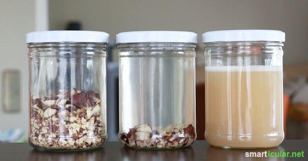 Rosskastanien sind nicht nur zum Basteln und Wäschewaschen zu verwenden. Finde heraus, wie du mit ihnen eine natürliche und wirksame Putzhilfe herstellst!