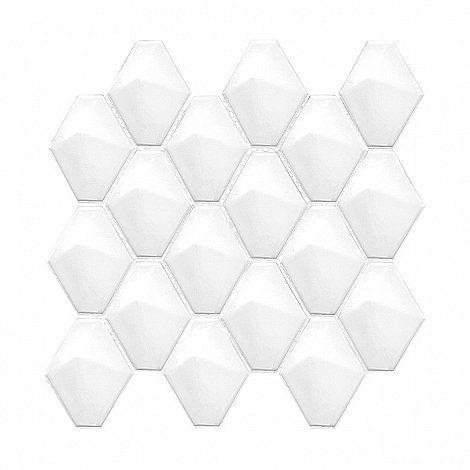 białe płytki , płytki gresowe, pikowane płytki, biała mozaika, płytki kuchenne…