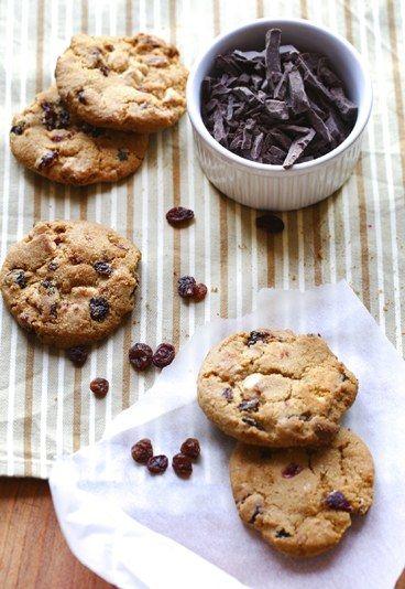 Receta de Cookies de chocolate para diabéticos