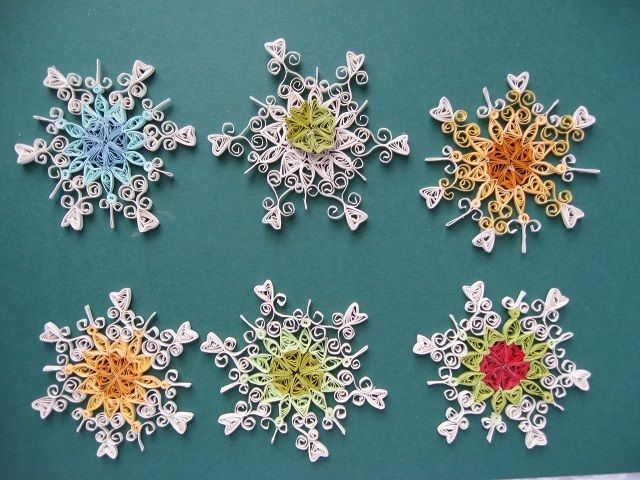 Paper Quilling, Crafts Ideas, Christmas Crafts, Paper Creations