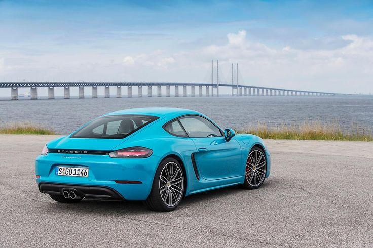 Mehr Leistung, weniger Sound: Porsche 718 Cayman - eine Spaßbremse? - n-tv.de