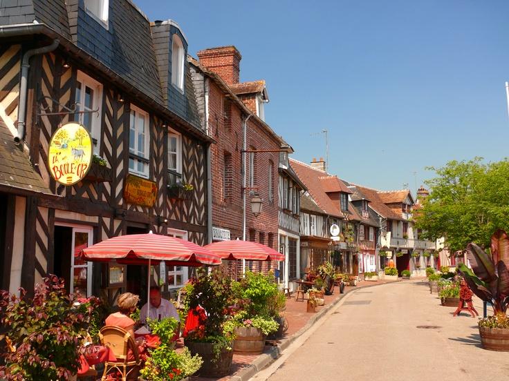 Beuvron en Auge à découvrir lors de vos vacances en gîte au Martinaa au coeur de la Normandie ... www.martinaa.fr
