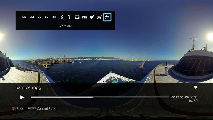 PlayStation 4 adds 360-video and FLAC music support in time for PS VR Read more Technology News Here --> http://digitaltechnologynews.com AV enthusiasts and audiophiles will get a kick out of today's PlayStation 4 update which focuses on adding premium features to the console's Media Player.  Media Player v2.50's headline addition is the introduction of 360-degree video support. Should you have a brand-spanking new PlayStation VR headset you'll be able to enjoy wraparound video content…