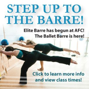 WELCOME TO AFC FITNESS - BALA CYNWYD