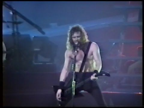 Metallica - Live - 1992-03-14 Miami, FL, USA [Full show]