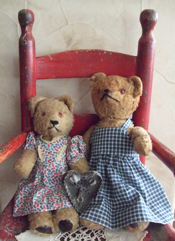 Antique Bears