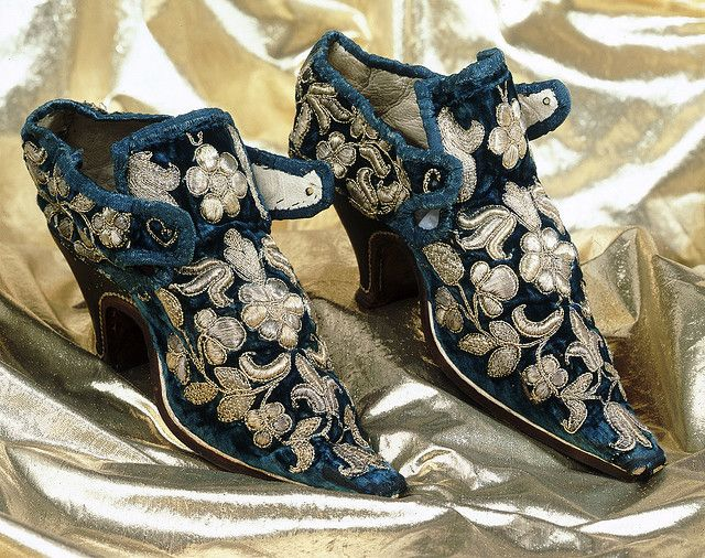 Shoes, about 1660