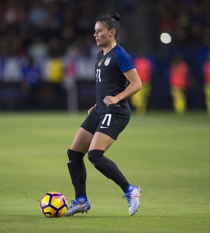 Gallery: U.S. WNT Wraps Up 2016 with 5-0 Victory vs. Romania - U.S. Soccer