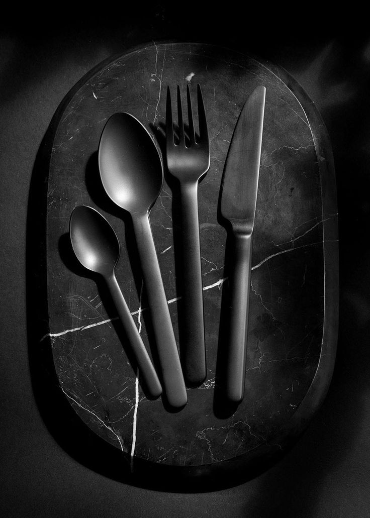 New Norm Cutlery Black